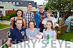 Enjoying  the Dairymaster 50th Anniversary BBQ in the Ballygarry Hotel on Sunday. Seated l-r, Pat, Tracy, Logan and Leilani Joy.<br /> Back l-r, Emma and Maurice Joy, James O'Sullivan and Cliona Hickey.