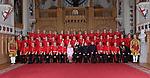 22.03.2018, Windsor; UK: PRINCE ANDREW APPOINTED COLONEL OF GRENADIER GUARDS<br />The Duke of York was accompanied by Queen Elizabeth for the event held in St George&rsquo;s Hall, Windsor Castle.<br />Mandatory Credit Credit Photo: MoD/NEWSPIX INTERNATIONAL<br /><br />IMMEDIATE CONFIRMATION OF USAGE REQUIRED:<br />Newspix International, 31 Chinnery Hill, Bishop's Stortford, ENGLAND CM23 3PS<br />Tel:+441279 324672  ; Fax: +441279656877<br />Mobile:  07775681153<br />e-mail: info@newspixinternational.co.uk<br />*All fees payable to Newspix International*