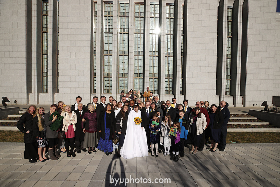 JSW 1711 Anderson Wedding 151<br /> <br /> JSW 1711 Anderson Wedding<br /> <br /> Derek and Becky Anderson - Draper Temple<br /> <br /> December 28, 2017<br /> <br /> Jaren Wilkey/BYU<br /> <br /> &copy; BYU PHOTO 2017<br /> All Rights Reserved<br /> photo@byu.edu  (801)422-7322