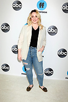 LOS ANGELES - FEB 5:  Emma Hunton at the Disney ABC Television Winter Press Tour Photo Call at the Langham Huntington Hotel on February 5, 2019 in Pasadena, CA.<br /> CAP/MPI/DE<br /> ©DE//MPI/Capital Pictures
