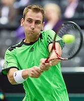 2011-02-08, Tennis, Rotterdam, ABNAMROWTT,Thiemo De Bakker.
