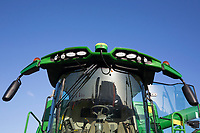 John Deere coming at show<br /> &copy;Tim Scrivener Photographer 07850 303986<br /> ....Covering Agriculture In The UK....