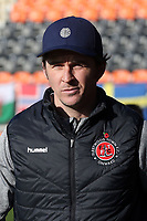 Fleetwood Town manager Joey Barton before Barnet vs Fleetwood Town, Emirates FA Cup Football at the Hive Stadium on 10th November 2019