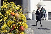 Roma, 7 Marzo 2015<br /> Quirinale.<br /> Giornata internazionale dela donna, <br /> celebrazione dedicata al tema &quot;Donne per la Terra&quot;.<br /> Nalla foto Susanna Camusso .