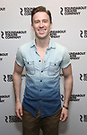 """Stephen Carrasco attends the Cast Photo Call for The Roundabout Theatre Company production of """"Skintight"""" at the American Airlines Theatre on May 16, 2018 in New York City."""