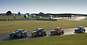 17/08/19<br /> <br /> In a true battle of the European little guys, Citroen 2CVs are joined by a handful of minis at Snetterton race circuit in Norfolk for the Classic 2CV Racing Club's annual 24 hour  race. <br /> <br /> Thirty cars, each with teams of three or four drivers, began their epic Le Mans-style endurance race at 5pm on Saturday. Teams from across Europe, many with modified cars  took part in what might be one of the slowest endurance races there is.<br /> <br /> <br /> All Rights Reserved: F Stop Press Ltd. +44(0)1335 418365   +44 (0)7765 242650 www.fstoppress.com
