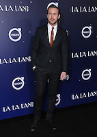 "06 December 2016 - Westwood, California. Ryan Gosling.   Premiere of Liongate's ""La La Land""  held at Mann Village Theater. Photo Credit: Birdie Thompson/AdMedia"