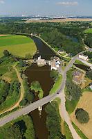 Chavagne - Moulin et écluse sur la Vilaine a Champcors