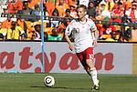 14 JUN 2010: Martin Jorgensen (DEN). The Netherlands National Team defeated the Denmark National Team 2-0 at Soccer City Stadium in Johannesburg, South Africa in a 2010 FIFA World Cup Group E match.