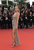 Toni Garrn<br /> CANNES, FRANCE - MAY 15: Arrivals at the screening of 'Solo: A Star Wars Story' during the 71st annual Cannes Film Festival at Palais des Festivals on May 15, 2018 in Cannes, France. <br /> CAP/PL<br /> &copy;Phil Loftus/Capital Pictures