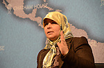 Merhezia Labidi Maiza, Chatham House London, March 2012