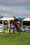 Stamford, Lincolnshire, United Kingdom, 8th September 2019, Pippa Funnell (GB) & MGH Grafton Street during the Show Jumping Phase on Day 4 of the 2019 Land Rover Burghley Horse Trials, Credit: Jonathan Clarke/JPC Images