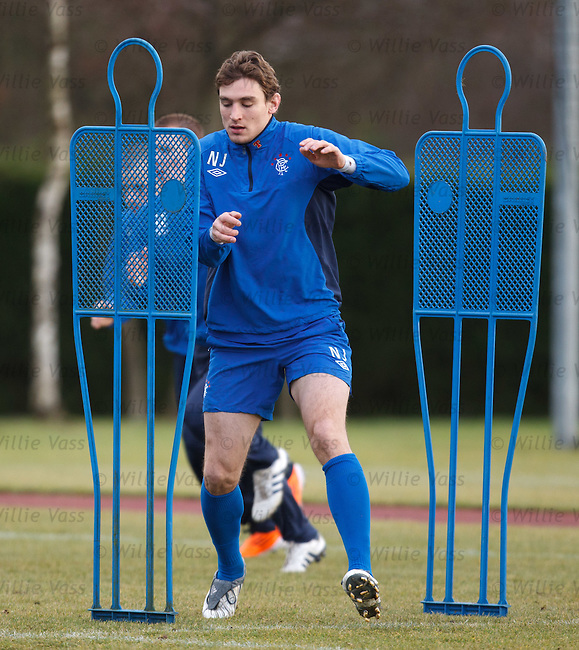 Nikica Jelavic back in full training