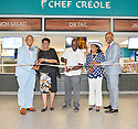 Chef Creole Ribbon Cutting Ceremony at Hard Rock Stadium