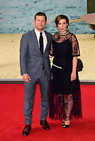 www.acepixs.com<br /> <br /> July 13 2017, London<br /> <br /> Dermot O'Leary and Dee Koppang arriving at the world premiere of 'Dunkirk' at the Odeon Leicester Square on July 13, 2017 in London, England<br /> <br /> By Line: Famous/ACE Pictures<br /> <br /> <br /> ACE Pictures Inc<br /> Tel: 6467670430<br /> Email: info@acepixs.com<br /> www.acepixs.com
