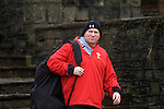 Wales kicking coach Neil Jenkins during the Ospreys rugby training session today at Llandarcy Academy of Sport near Neath ahead of their Heineken Cup game with Viadana this coming weekend.