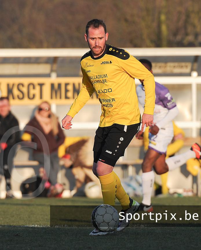 SCT Menen :<br /> Bart Buysse<br /> <br /> <br /> Foto VDB / Bart Vandenbroucke