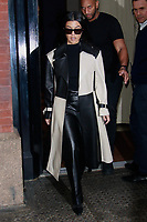 NEW YORK, NY - FEBRUARY 8: Kourtney Kardashian  seen on February 8, 2019 in New York City. <br /> CAP/MPI/DC<br /> &copy;DC/MPI/Capital Pictures