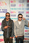 New Boyz attend BET'S RIP THE RUNWAY 2011 Hosted by MEHCAD BROOKS AND SELITA EBANKS AT THE HAMMERSTEIN BALLROOM, New York 2/26/11