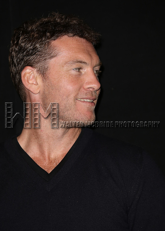 Sam Worthington attends the Presentation for 'Cake' at the Elgin Theatre during the 2014 Toronto International Film Festival on September 8, 2014 in Toronto, Canada.