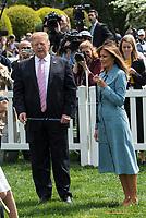 White House Easter Egg Roll 2019