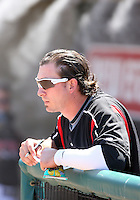 Drew Cumberland -  Lake Elsinore Storm .Photo by:  Bill Mitchell/Four Seam Images
