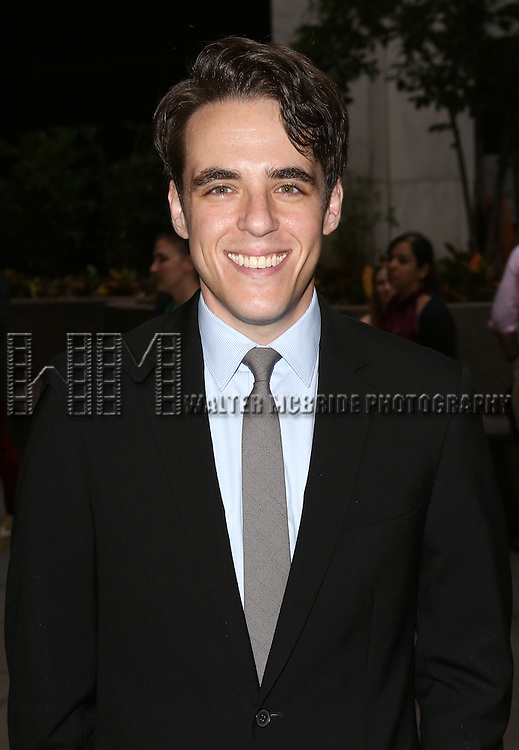 Playwright Steven Levenson attend 'The Unavoidable Disappearance Of Tom Durnin' Opening Night at Laura Pels Theatre on June 27, 2013 in New York City.