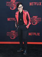 "28 June 2019 - Santa Monica, California - Bex Taylor-Klaus. ""Stranger Things 3"" LA Premiere held at Santa Monica High School. <br /> CAP/ADM/BT<br /> ©BT/ADM/Capital Pictures"