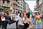 Barriera di Milano, LA FESTA DELLA BARRIERA DL'EMME in corso Vercelli. Settembre 2012