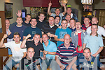 SOCCER: The SBR Soccer Club who held a end of season party in the Slive Mish Bar, Tralee on Friday night.....