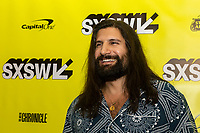 """AUSTIN, TX- MARCH 8: Kayvan Novak attends the SXSW world premiere of FX's """"What We Do in the Shadows"""" at the Paramount Theater on March 8, 2019 in Austin, Texas. (Photo by Stephen Spillman/FX/PictureGroup)"""