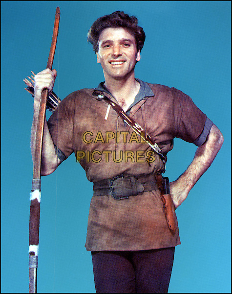 BURT LANCASTER.in The Flame and the Arrow (1950).*Filmstill - Editorial Use Only*.CAP/STF/PEL.Supplied by Capital Pictures.
