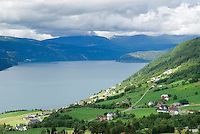 view of Norwegian Fjord