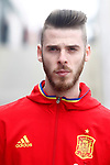 Spain's David De Gea after training session. March 21,2017.(ALTERPHOTOS/Acero)