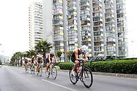 Triatlón 2014 Itu Panamerican Cup Viña del Mar Damas