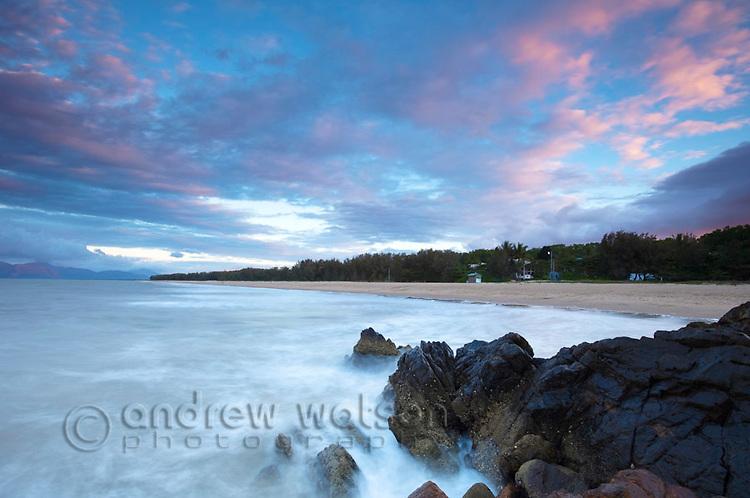 Dawn at Yorkeys Knob, near Cairns, Queensland, Australia
