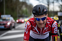 Tim Wellens (BEL/Lotto-Soudal) up close <br />