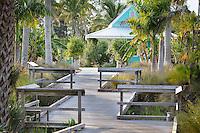 Naples Botanical Gardens, Florida, USA