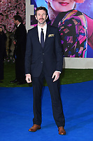 "LONDON, UK. December 12, 2018: Chris O'Dowd at the UK premiere of ""Mary Poppins Returns"" at the Royal Albert Hall, London.<br /> Picture: Steve Vas/Featureflash"