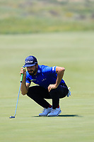 Francesco Laporta (ITA) during the third round of the Rocco Forte Sicilian Open played at Verdura Resort, Agrigento, Sicily, Italy 12/05/2018.<br /> Picture: Golffile | Phil Inglis<br /> <br /> <br /> All photo usage must carry mandatory copyright credit (&copy; Golffile | Phil Inglis)