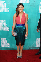 Lucy Hale at the 2012 MTV Movie Awards held at Gibson Amphitheatre on June 3, 2012 in Universal City, California. © mpi29/MediaPunch Inc.