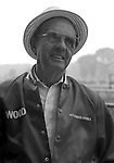 Woodford 'Woody' Stephens at Saratoga Race Course - undated negative, sometime in the early 1980s