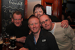 Harry Quirke, John Kenny, Alan Fay and John Paul Barrett in Hogs and Heiffers...(Photo credit should read Jenny Matthews/www.newsfile.ie)....This Picture has been sent you under the conditions enclosed by:.Newsfile Ltd..The Studio,.Millmount Abbey,.Drogheda,.Co Meath..Ireland..Tel: +353(0)41-9871240.Fax: +353(0)41-9871260.GSM: +353(0)86-2500958.email: pictures@newsfile.ie.www.newsfile.ie.