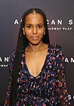 "attends the Cast photo call for the New Broadway Play ""American Son"" on September 14, 2018 at the New 42nd Street Studios in New York City."