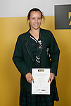 Golf Girls Finalists - Larissa Eruera. ASB College Sport Young Sportsperson of the Year Awards 2006, held at Eden Park on Thursday 16th of November 2006.<br />