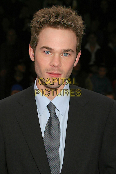 SHAWN ASHMORE.Attending the X-Men 2 Premiere, Odeon West End, London..24th April 2003 .Ref: Ten.headshot, portrait, stubble, facial hair.www.capitalpictures.com.sales@capitalpictures.com.©Capital Pictures