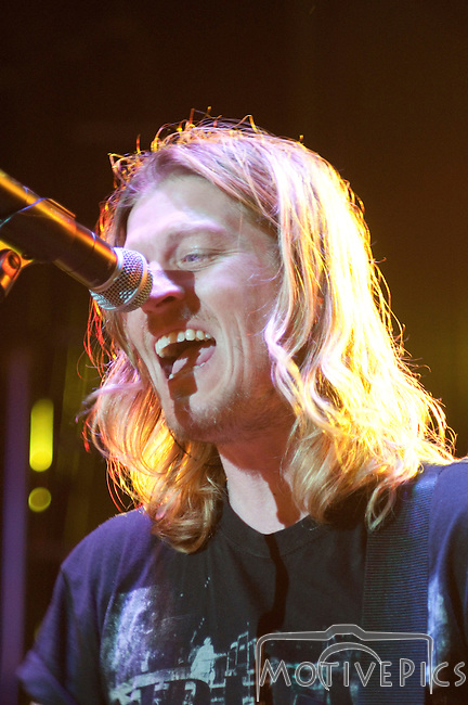 Puddle of Mudd Playing the Rib America Festival in St. Louis, MO.
