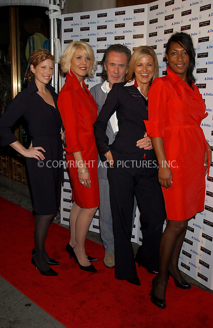 WWW.ACEPIXS.COM . . . . . ....June 14, 2006, New York City....Richard Tyler attends the Delta Jet Set Summer Party held at Henri Bendel store.......Please byline: KRISTIN CALLAHAN - ACEPIXS.COM.. . . . . . ..Ace Pictures, Inc:  ..(212) 243-8787 or (646) 769 0430..e-mail: info@acepixs.com..web: http://www.acepixs.com