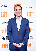 """TORONTO, ONTARIO - SEPTEMBER 07: Andy Greenwald attends the """"Briarpatch"""" premiere during the 2019 Toronto International Film Festival at TIFF Bell Lightbox on September 07, 2019 in Toronto, Canada. <br /> CAP/MPI/IS/PICJER<br /> ©PICJER/IS/MPI/Capital Pictures"""