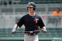 Minnesota Twins outfielder Max Kepler (87) during an Instructional League game against the Boston Red Sox on September 26, 2014 at jetBlue Park at Fenway South in Fort Myers, Florida.  (Mike Janes/Four Seam Images)